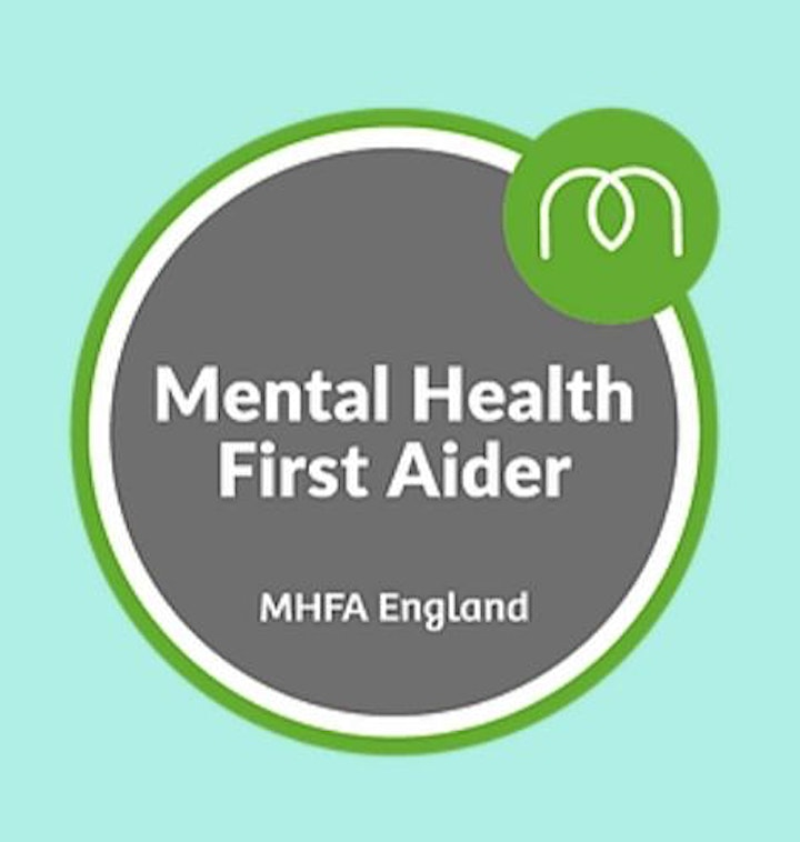 MHFA Mental Health First Aid - Face to face. image