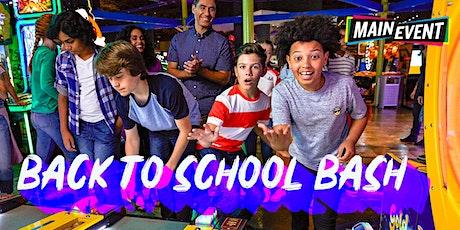 Main Event Hoffman Estates Back to School Bash! tickets