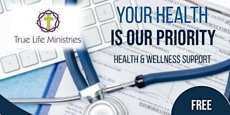 Health & Wellness Webinar tickets