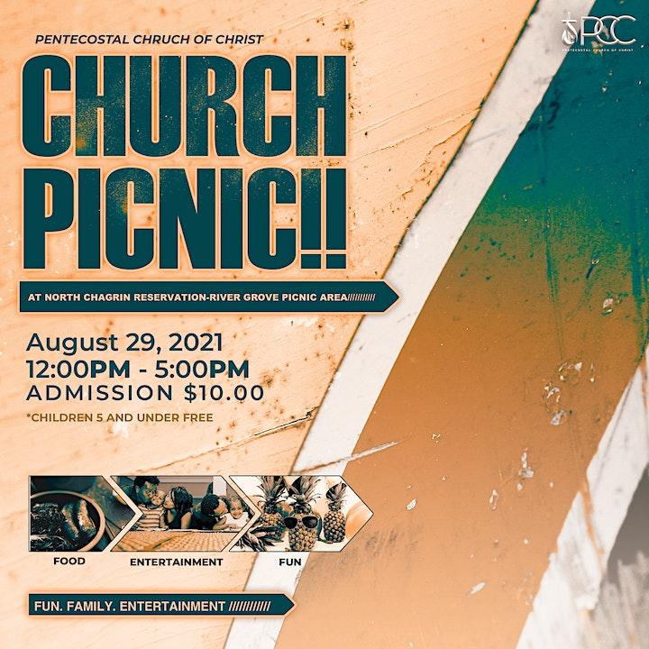 PCC Church Picnic  image