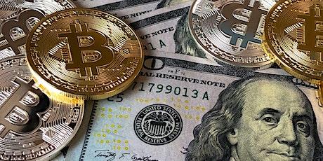 加密经济与财富积累: 美国比特币(BTC)业务研习会议 tickets