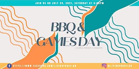 LP BBQ & GAMES DAY | JULY 24, 2021, SATURDAY | 4:00PM tickets