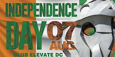 Ivory Coast Independence/ OTW to BabiLinkUp tickets
