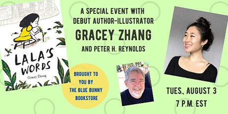 Gracey Zhang and Peter H. Reynolds - Celebrating Lola's Words tickets
