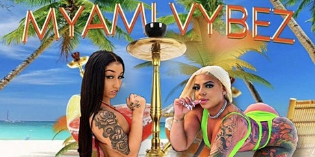 Copy of Miami  vibes tickets