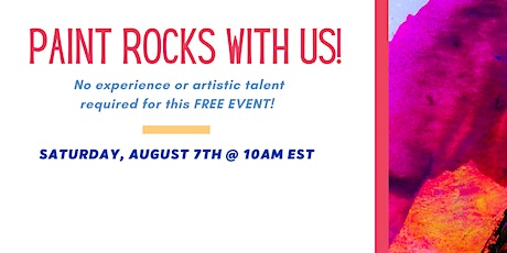 Paint Rocks with HS Connect! tickets