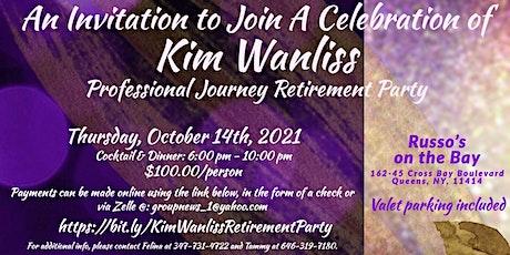 A Celebration of Kim Wanliss Professional Journey tickets