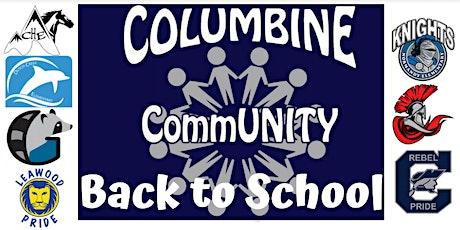 Columbine Area Back-to-School Block Party tickets