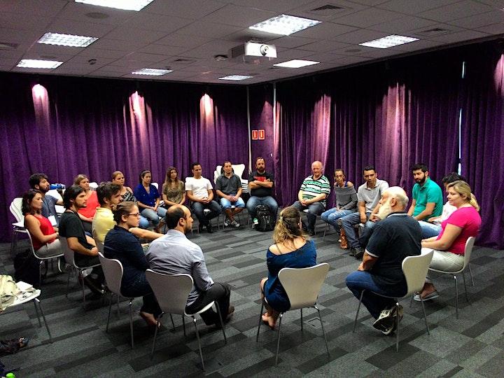 Imagem do evento Oratória Espetacular - Seleção para  mentoria