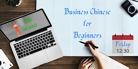 Business Chinese for Beginners tickets