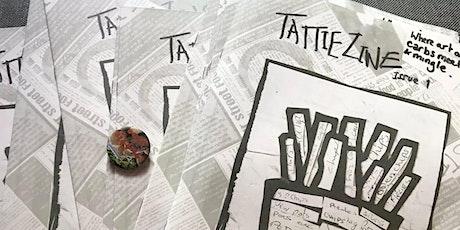 Tattiezine writing workshop biglietti