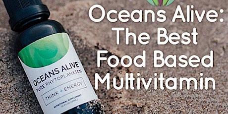 Better Brain Health & More Energy & Focus w/ Marine Phytoplankton tickets