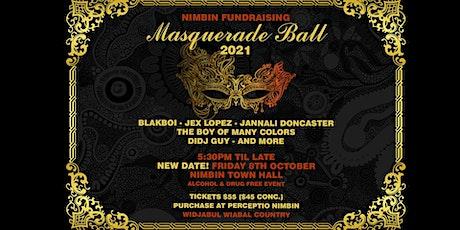 Nimbin Masquerade Fundraising Ball 2021 NEW DATE tickets