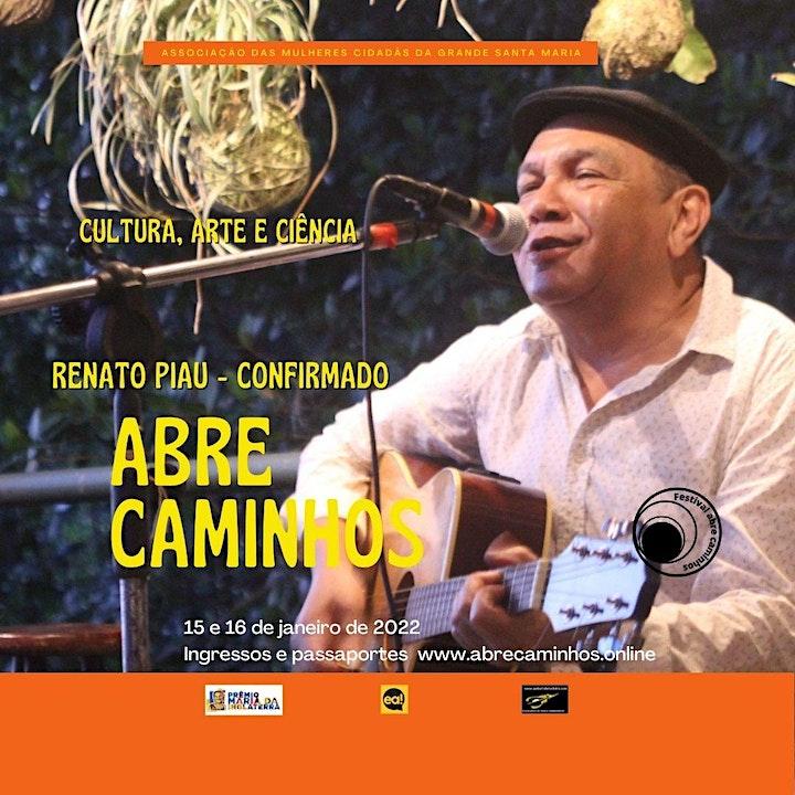 Imagem do evento Festival Abre Caminhos - edição Esperança Garcia