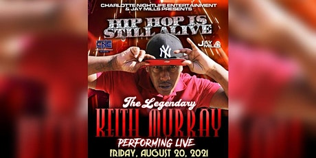 Hip-Hop Is Still Alive feat. Keith Murray tickets