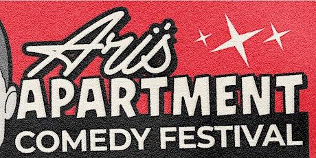 Ari's Apartment Comedy Festival tickets
