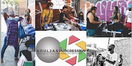 Souljas Progression Panel Fundraiser tickets