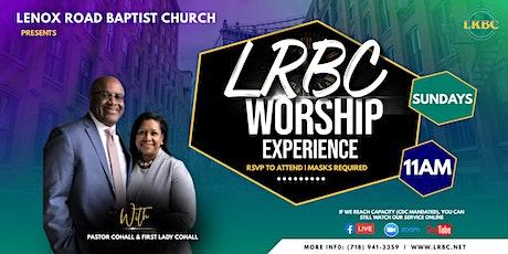August 1, 2021 Sunday Service - Lenox Road Baptist Church tickets