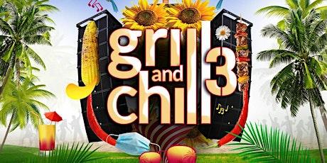 GrillnChill 3 tickets