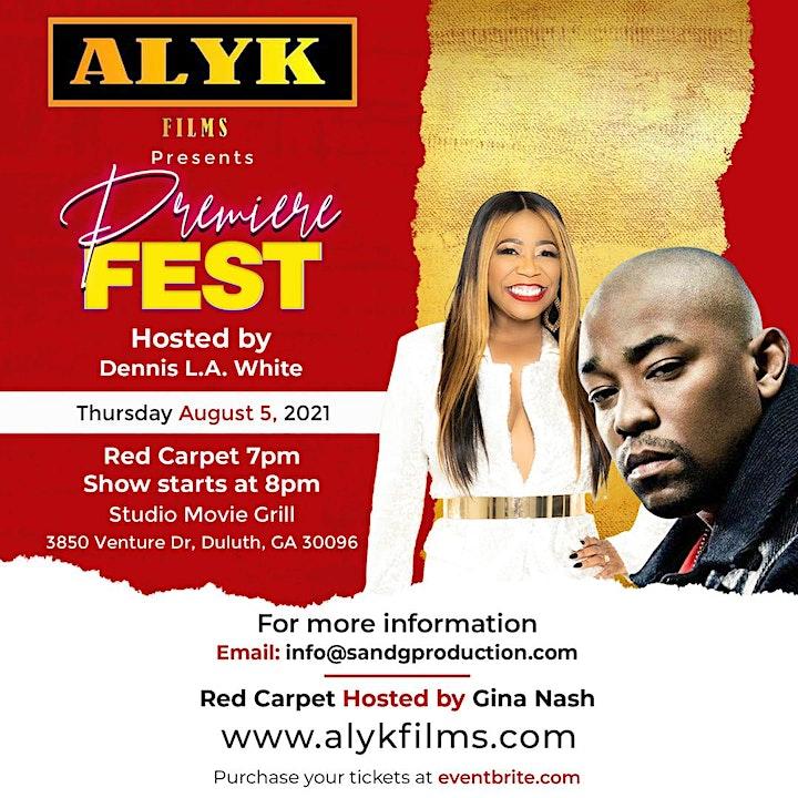AYLK Films presents Premier FEST image