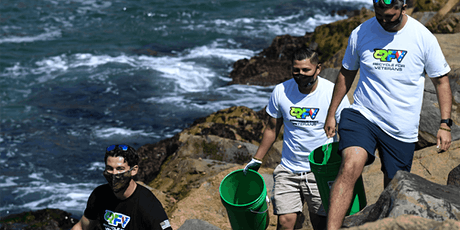 Lands End Trail Clean-Up tickets