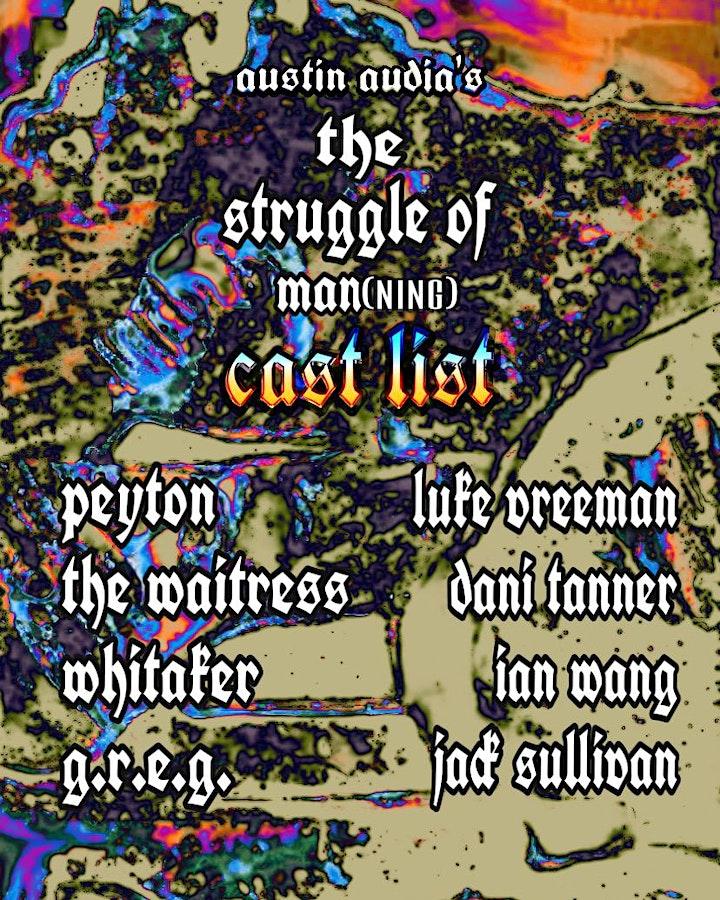 The Struggle of Man(ning) image