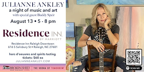 Julianne Ankley NC Art and Music Show-Raleigh tickets