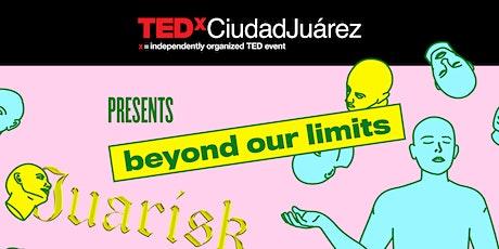 TEDxCiudadJuarez 2021 boletos