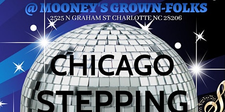 CHICAGO STEPPING DANCE PARTY tickets