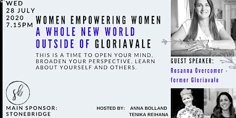 Women Empowering Women: A whole new world outside of Gloriavale tickets