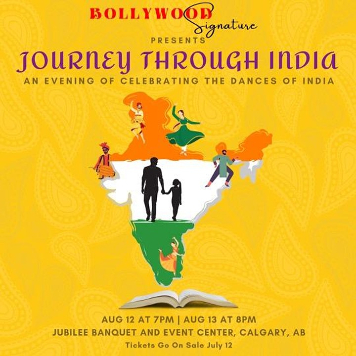 Journey Through India - Thursday Event image