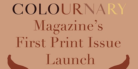 Colournary Magazine Launch tickets