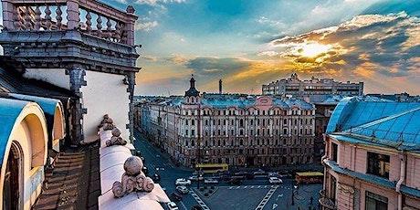 Unknown St. Petersburg virtual tour tickets