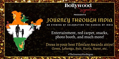 Journey Through India - Thursday Event tickets