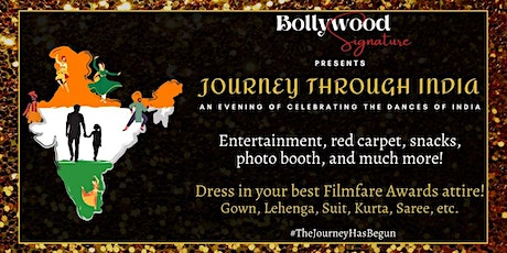 Journey Through India - Friday Event tickets