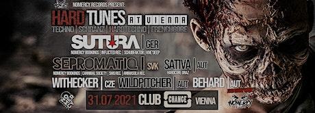 "NoMercy Rec. present: ""HARD TUNES"" at Vienna with SUTURA/SEPROMATIQ uvm. tickets"