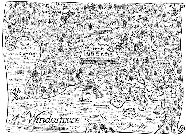 Windermere History Walking Tour (Thursday) image