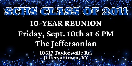 Spencer County High School Class of 2011 10-Year Reunion tickets