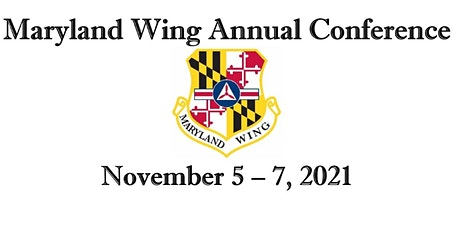 Maryland Wing Conference 2021 tickets
