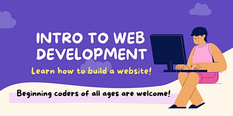 Learn How to Build Your Own Website  for Beginners! tickets