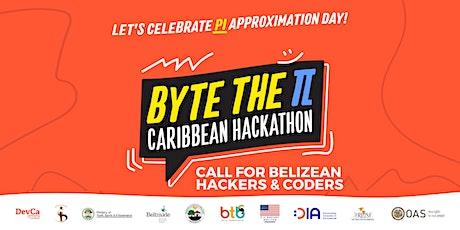 Byte the π: Caribbean Hackathon Tickets