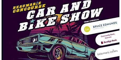 Beaumaris Concourse Car and Bike Show 2021 tickets
