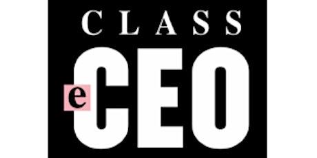 CLASS e CEO Book Launch tickets