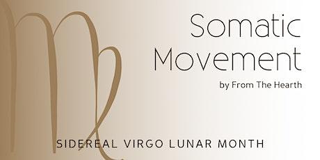 New Moon in Virgo Somatic Movement tickets
