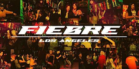 Fiebre Los Angeles tickets