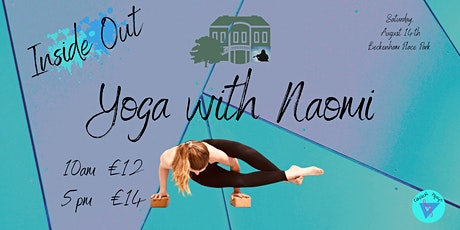 Inside Out - Yoga with  Naomi tickets