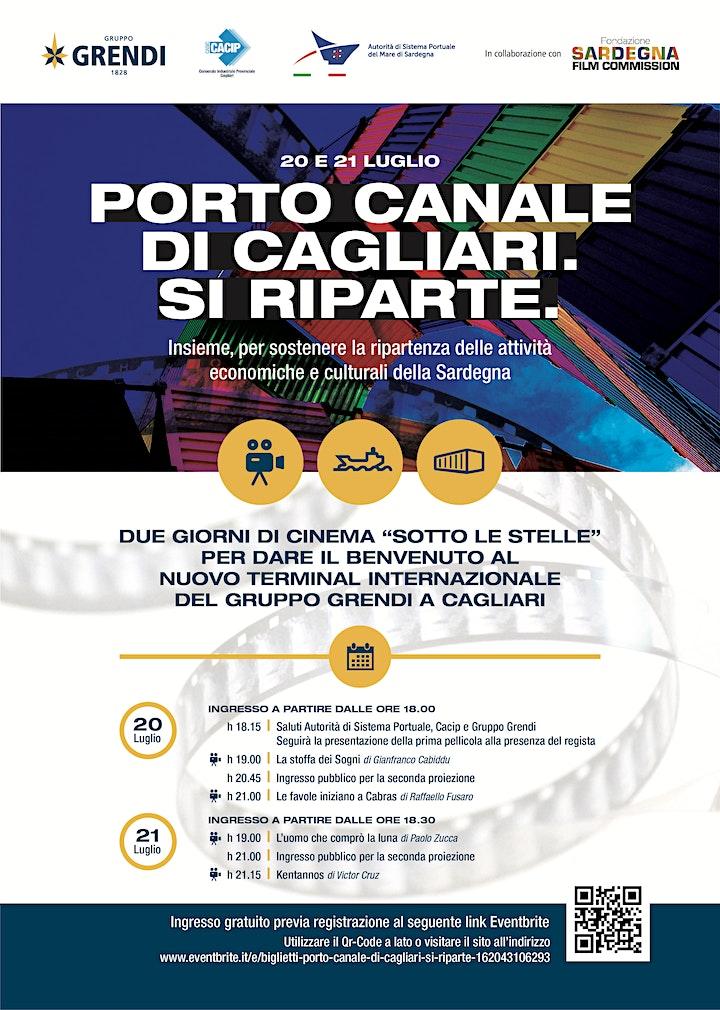 Immagine Porto Canale di Cagliari - Si riparte