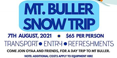 Mt Buller Snow Day-Trip tickets