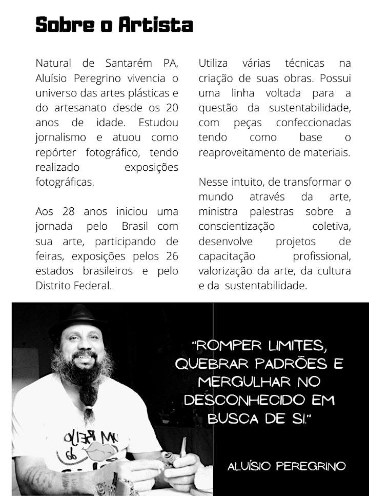 Imagem do evento Os Peregrinos Arte Urbana