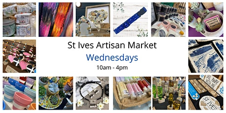 St Ives Artisan Market tickets